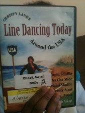Workout Boogie Redux: Christy Lane's Line Dance USA
