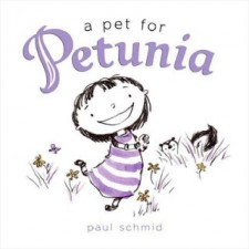 Write a Review Wednesday: A Pet for Petunia