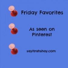 Friday Favorites: It's A DIY Kinda weekend