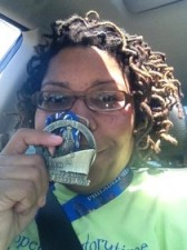 I got a medal y'all!