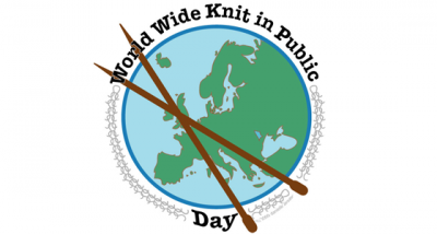 World Knit and Crochet in Public Day