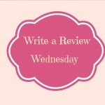 Write a Review Wednesday