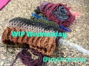 WIP Wednesday: Procraftination