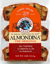 Belly Busters: @Almondina Biscuits