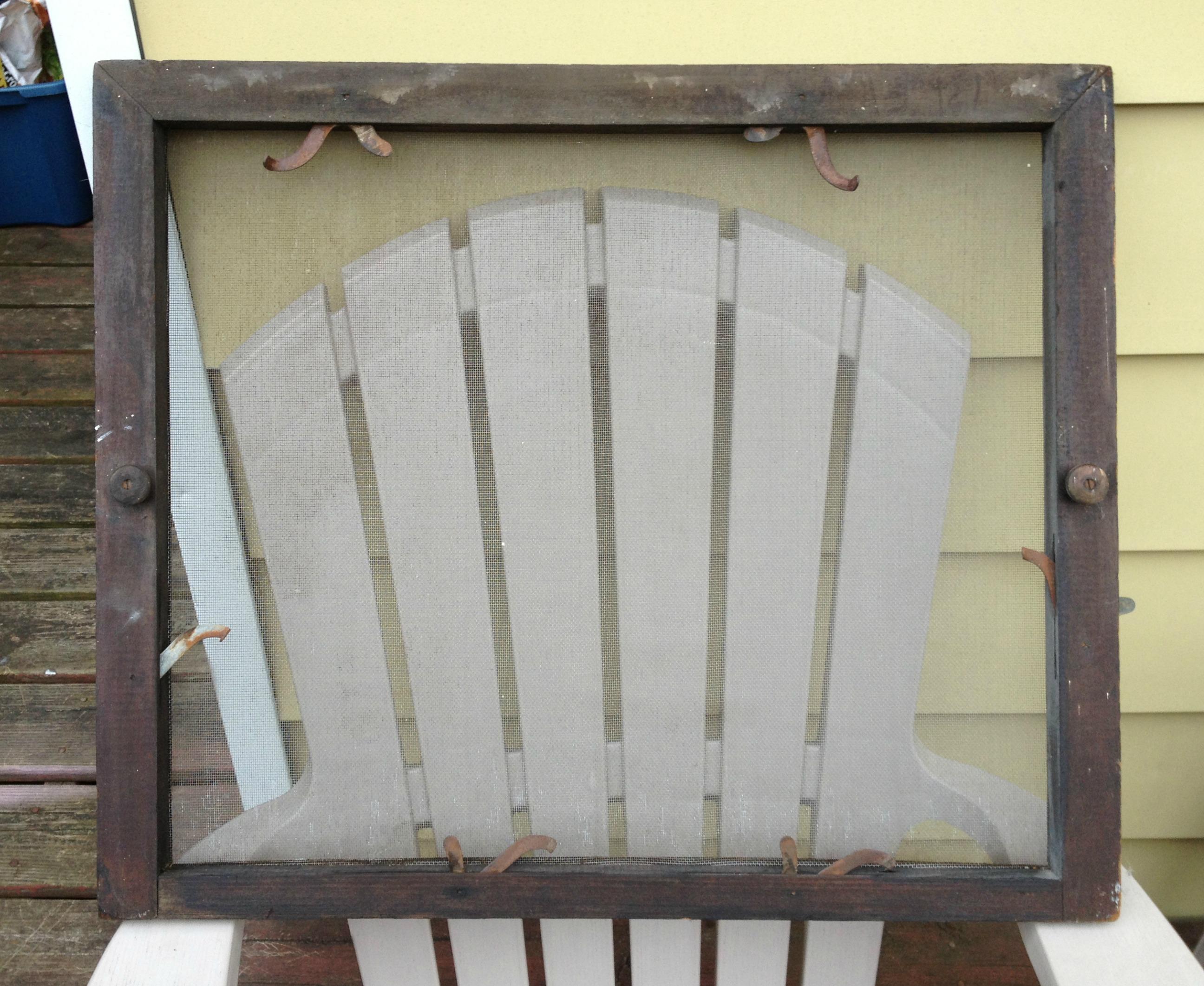 Murphys Oil Soap Uses >> Repurposing Old Windows