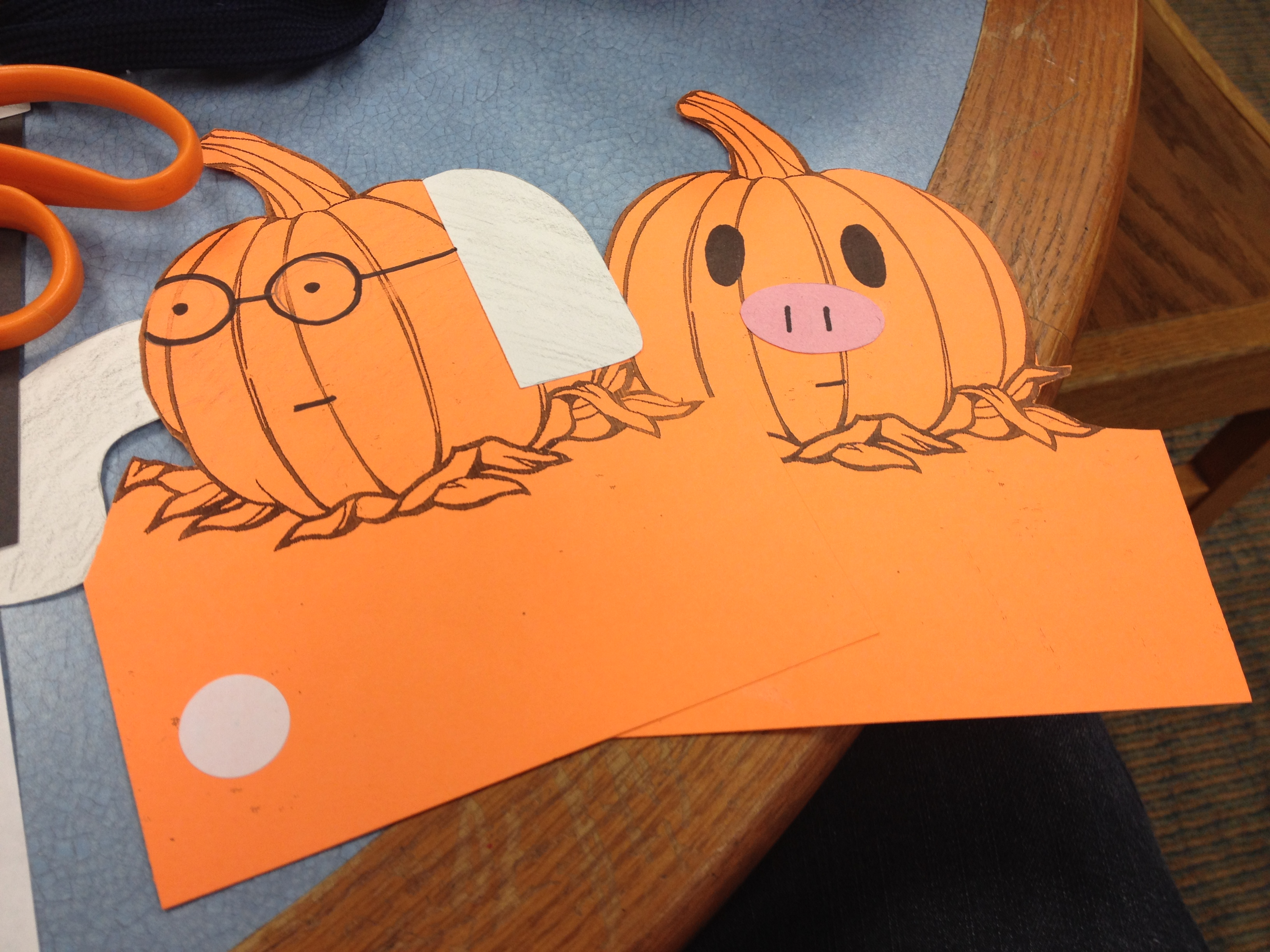 Guess The Pumpkin Character Game Tbccrafters