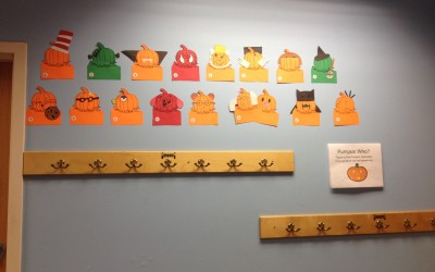 Guess the Pumpkin Character Game #TBCCrafters