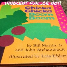 Chicka Chicka Boom Boom: Delightful Romp or a Tale of Neglected Children?