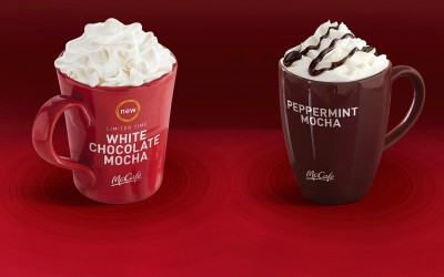 McCafe White Chocolate Mocha Giveaway