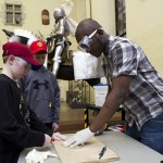 Visit the @PhiladelphiaMuseum of Art for their Arms and Armor Family Celebration.