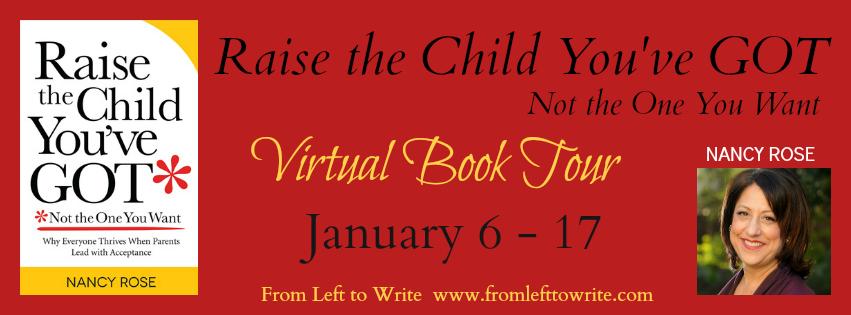 Nancy Rose Book Tour Banner