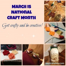 Call for Guest Crafters for National Craft Month