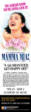 Broadway Philadelphia Presents Mamma Mia