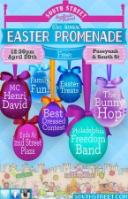 Grab Your Easter Bonnet! It's Time for One of #Philly's Oldest Easter Traditions!