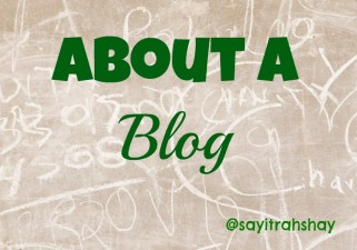 About A Blog…It's Truly Outrageous to the Moone!