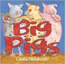 Write a Review Wednesday: Big Pigs #warw