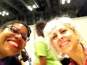 Kate DiCamillo at Book Expo America