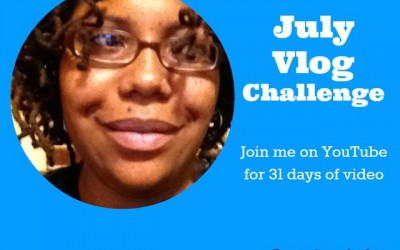 31 Days video Blogging challenge