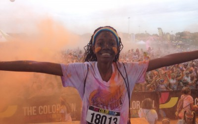 #MotivationMonday: @TheColorRun
