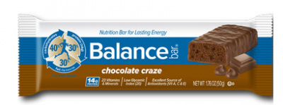 Win It Wednesday: Celebrate National Milk Chocolate Day with @BalanceBars