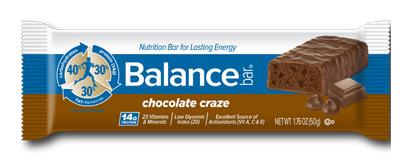 Win It Wednesday: Celebrate National Milk Chocolate Day with @BalanceBars