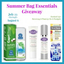 Summer Bag Giveaway