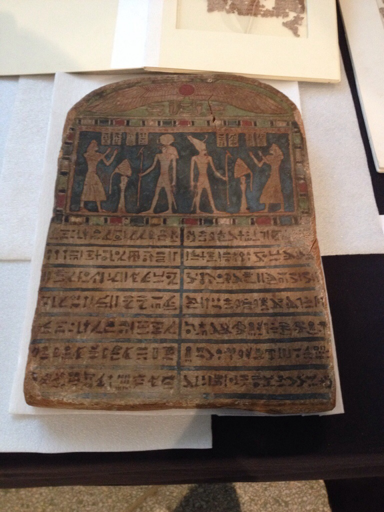 Artifacts from a Penn Egyptian dig