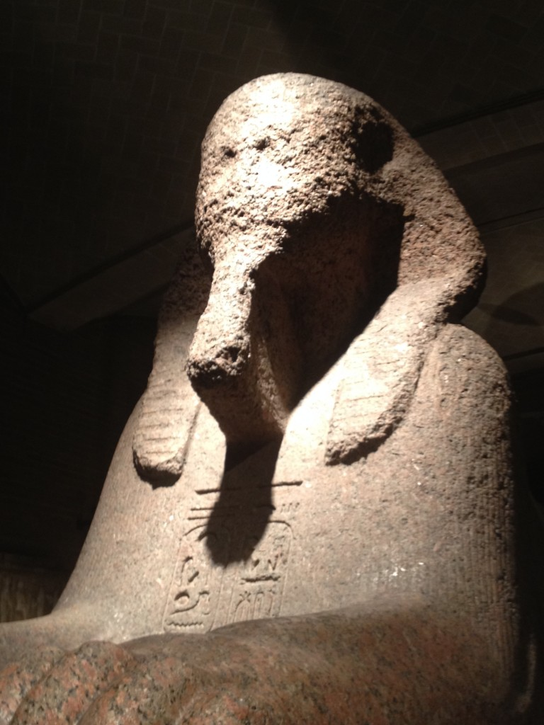 Ramses II weighs in at 15 tons!