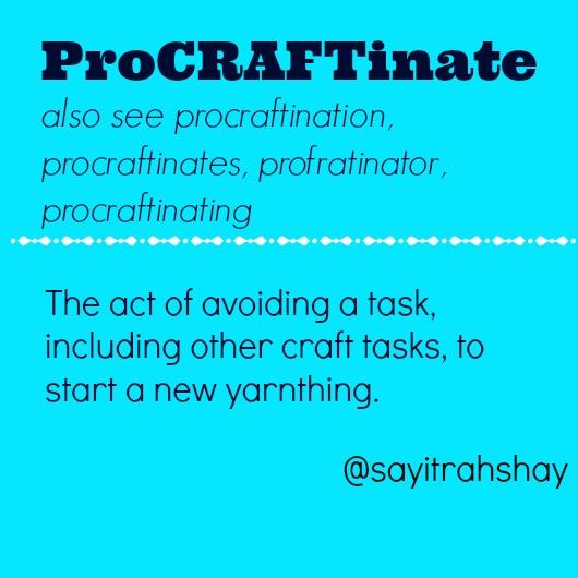 procraftinate