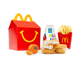 New Kids Meal Options and Enter To Win a $25 Arch Card #ad