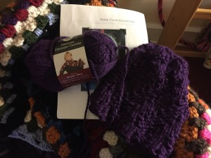 Off the Needles: The Steep Climb Slouch Hat