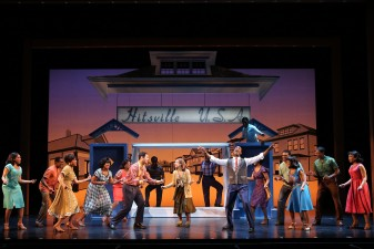 Motown the Musical @KimmelCenter #BWYPHL
