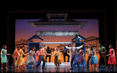 MOTOWN THE MUSICAL First National Tour Joan Marcus, 2014