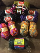 S is for Stash + Yarn #Giveaway #AtoZChallenge