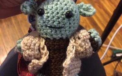 Review: Star Wars Crochet + Giveaway