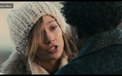 J Lo screen shot from LIla and Eve