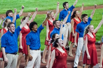 Upper Darby celebrates America's Birthday with Blackthorn Concert