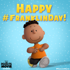 Happy Birthday Franklin! #FranklinDay