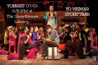Special Storytime at the Swarthmore Library!