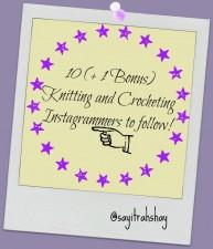 10 (plus 1) Instagram Accounts to Love