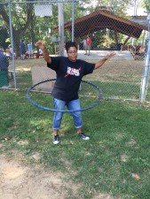 Fitness Friday: Hula Hooping