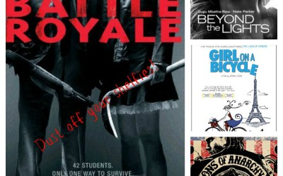 Dust off Your Shelfies with These 4 Shows #streamteam