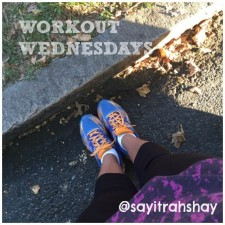 Back on Track: April Fitness Goals