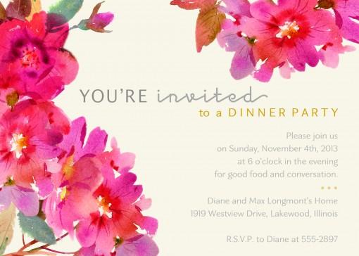Ink&Main invite