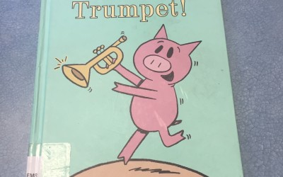 Books for a Musical Monday #picturebookmonth