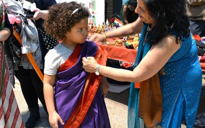 20th Annual Peace around the World Celebration at @PennMuseum