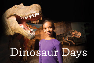 Dinosaur Days at @AcadNatSci