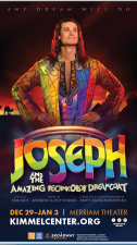 Coming Soon: Joseph and the Amazing Technicolor Dreamcoat