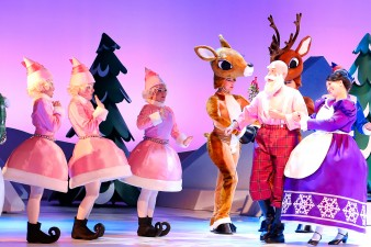 Now Showing: Rudolph the Red-Nosed Reindeer