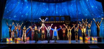 Five Reasons to See Pippin at The Academy of Music